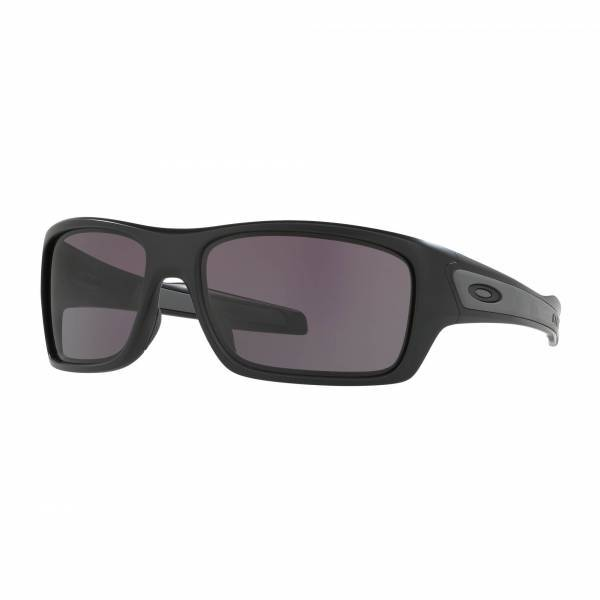 Oakley Turbine Matte Black - Warm Grey Napszemüveg