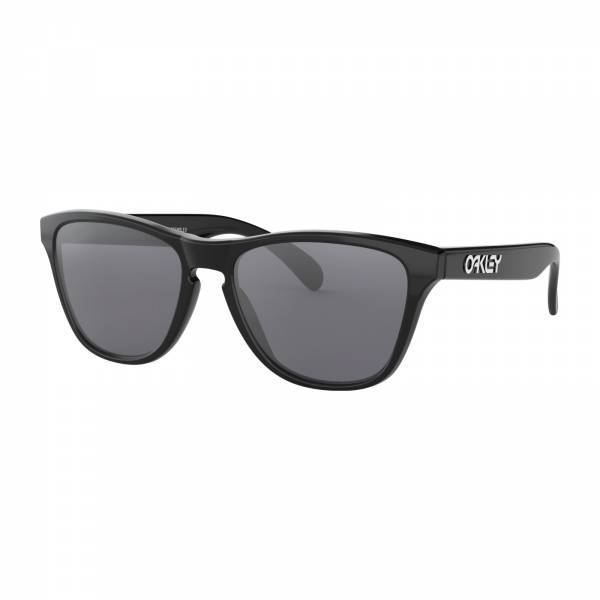 Oakley Frogskins XS Polished Black - Grey Napszemüveg