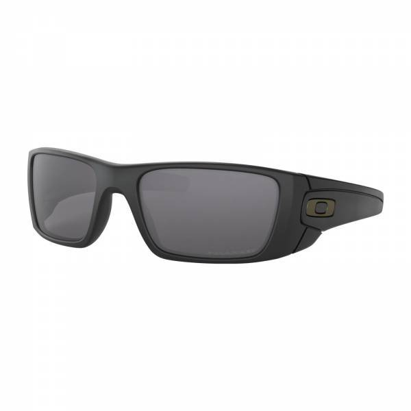 Oakley Fuel Cell Matte Black - Grey Polarized Napszemüveg