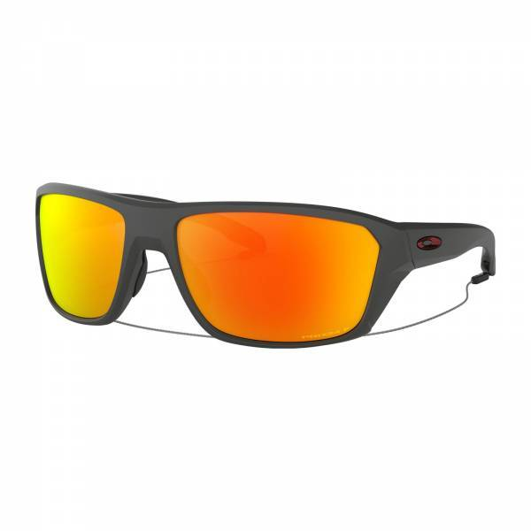 Oakley Split Shot Matte Heather Grey - Prizm Ruby Polarized Napszemüveg