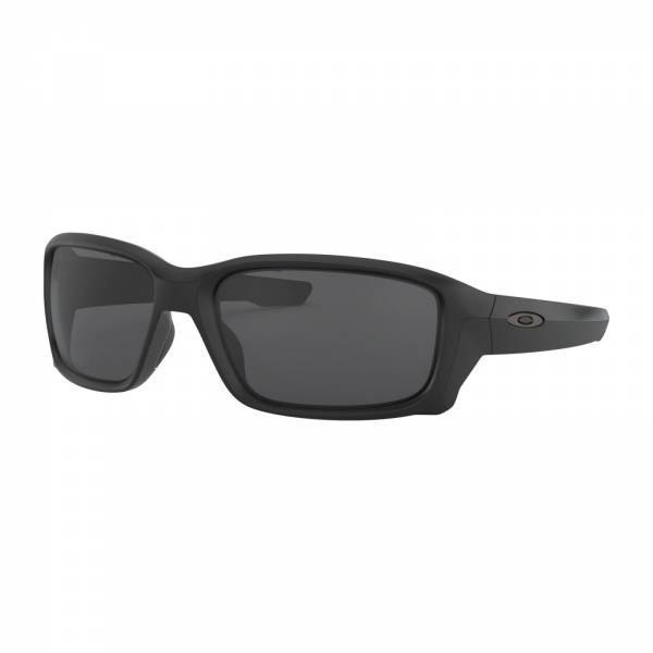 Oakley Straightlink Matte Black - Grey Napszemüveg