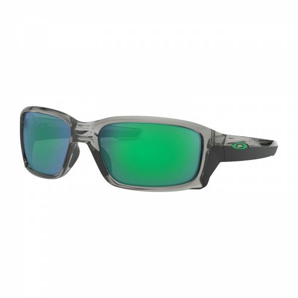 Oakley Straightlink Grey Ink - Jade Iridium Napszemüveg