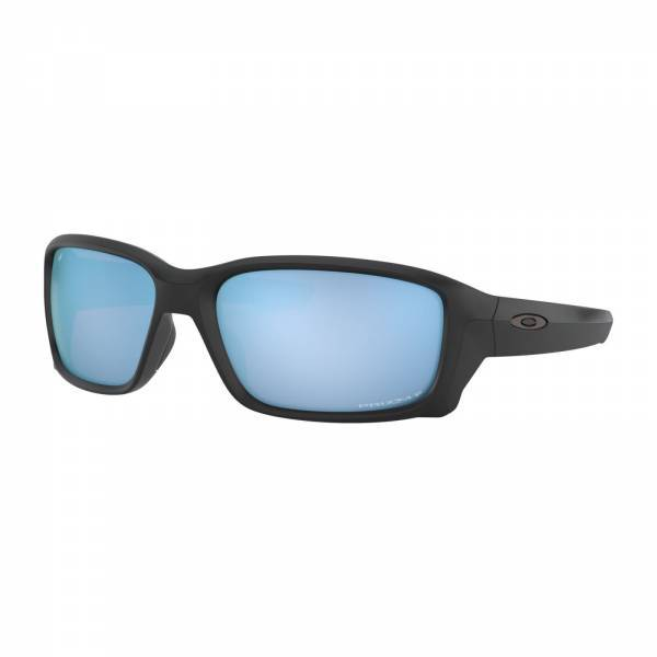 Oakley Straightlink Matte Black - Prizm Deep Water Polarized Napszemüveg