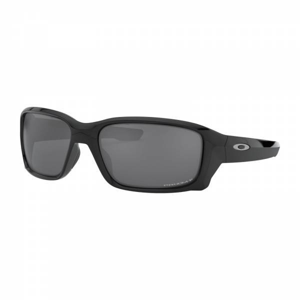 Oakley Straightlink Polished Black - Prizm Black Polarized Napszemüveg