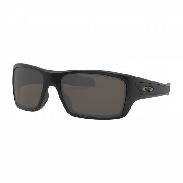 Oakley Turbine XS Matte Black - Warm Grey Napszemüveg