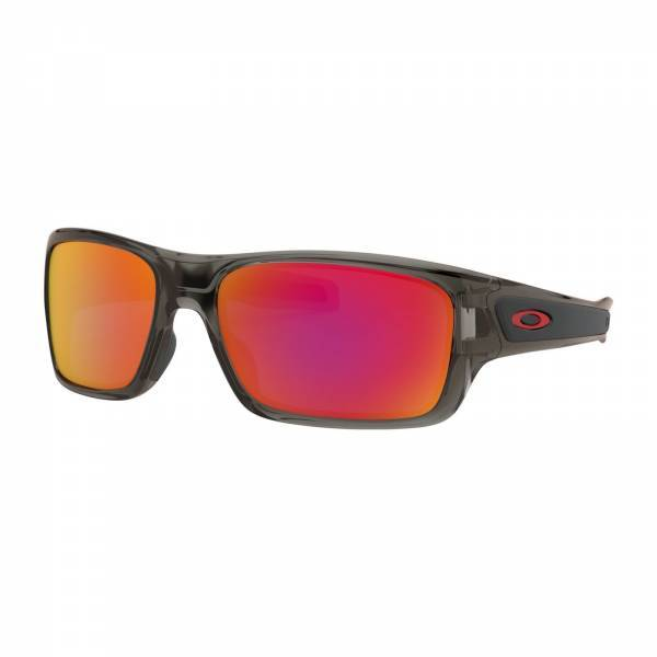 Oakley Turbine XS Grey Smoke - Ruby Iridium Napszemüveg