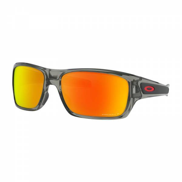 Oakley Turbine Grey Ink - Prizm Ruby Polarized Napszemüveg