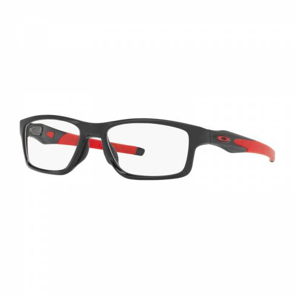 Oakley Crosslink Trubridge Polished Black Ink 55 Optikai keret