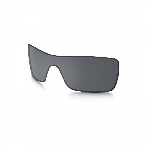 Oakley Batwolf Lens - Balck Iridium Polarized Lencse