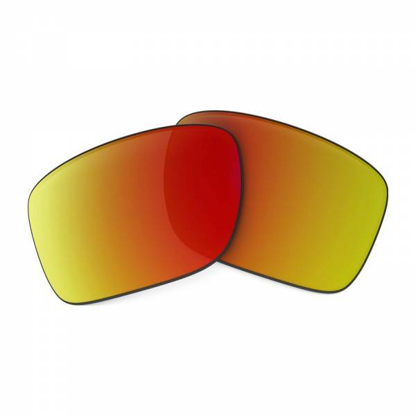 Oakley Gauge 8 Large Lens - Ruby Iridium Lencse