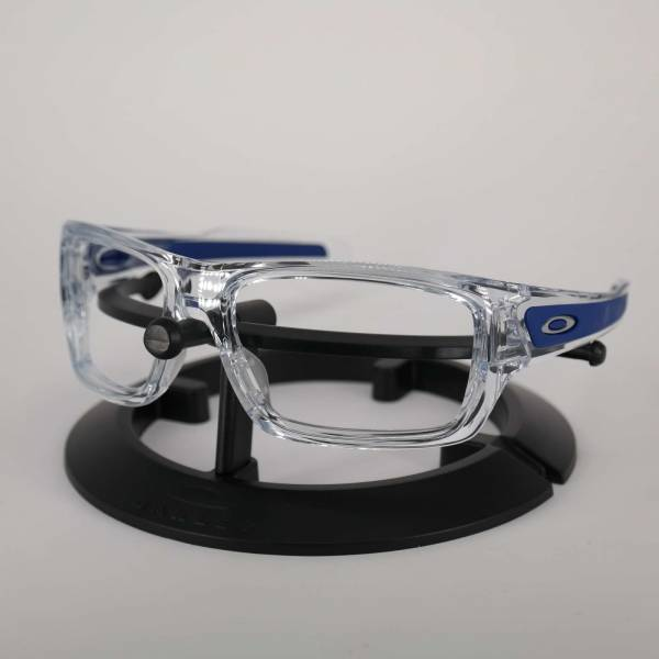 Oakley Turbine Frame - Polished Clear / Chrome Keret