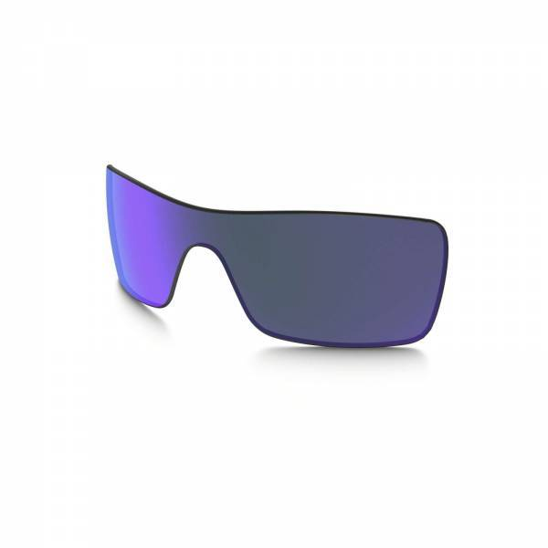 Oakley Batwolf Lens - Violet Iridium Polarized Lencse