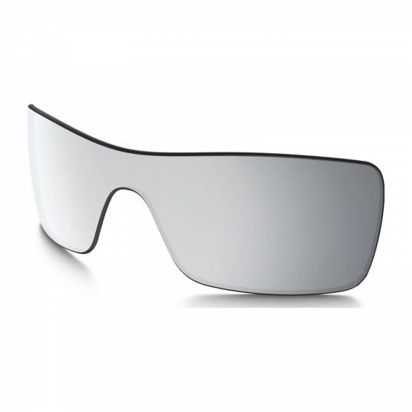 Oakley Batwolf Lens - Chrome Iridium Polarized Lencse