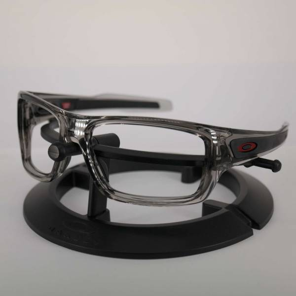 Oakley Turbine Frame - Grey Ink / Anodized Red Keret