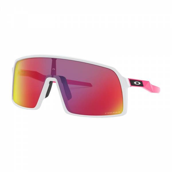 Oakley Sutro Matte White - Prizm Road JOLT COLLECTION Napszemüveg