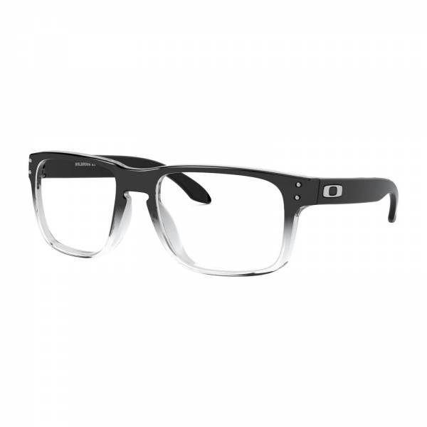 Oakley Holbrook Rx Polished Black Clear Fade 56 Optikai keret