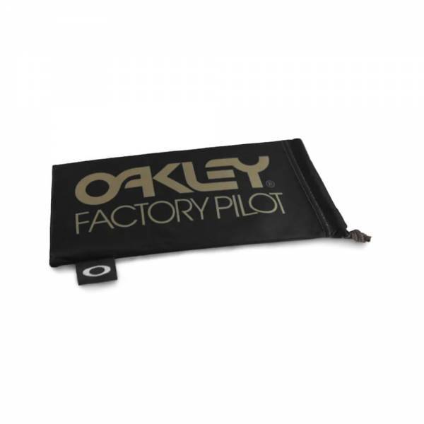 Oakley Factory Pilot Black Gold Large Microbag Mikroszálas tok