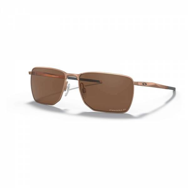 Oakley Ejector Satin Rose Gold - Prizm Tungsten Polarized Napszemüveg OO4142-0558