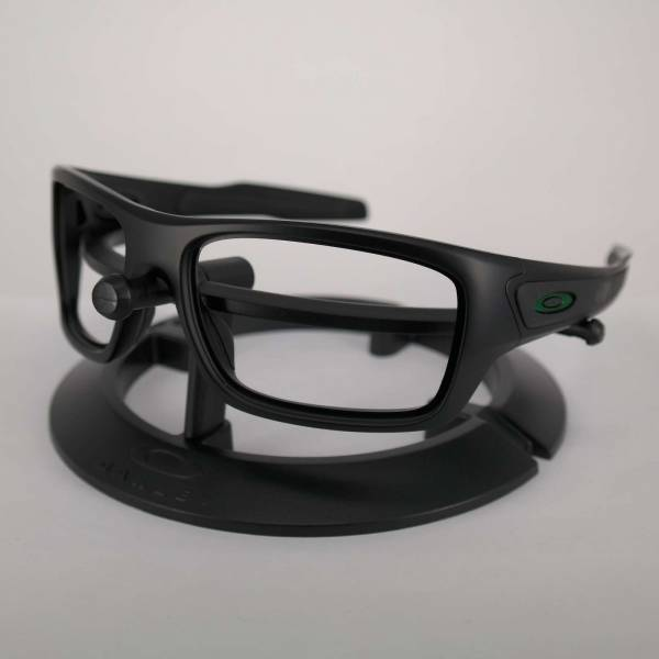 Oakley Turbine Frame - Matte Black / Anodized Green Keret