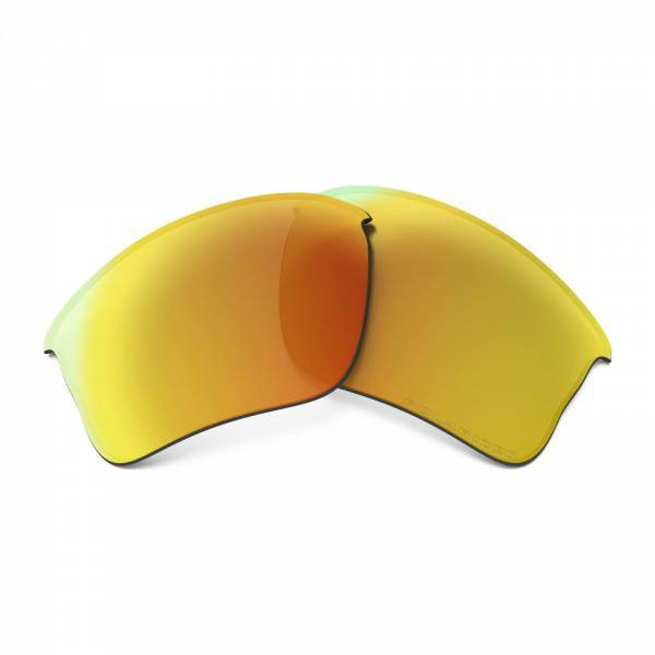 Oakley Flak Jacket XLJ Lens - Fire Iridium Polarized Lencse