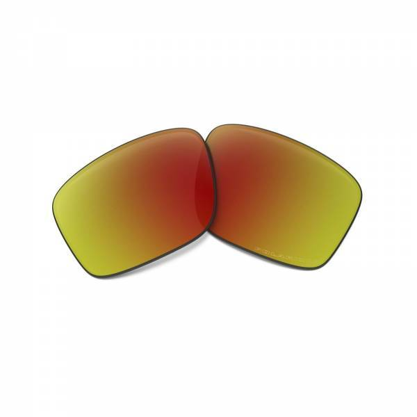 Oakley Fuel Cell Lens - Ruby Iridium Polarized Lencse
