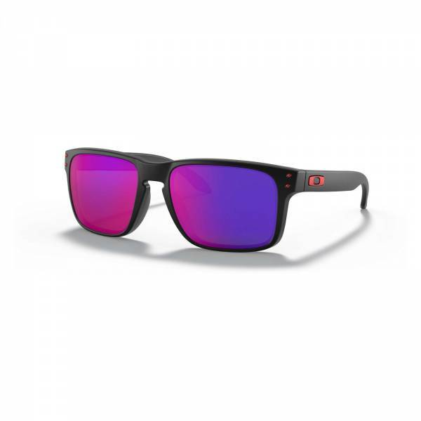 Oakley Holbrook Matte Black - Positive Red Iridium Napszemüveg