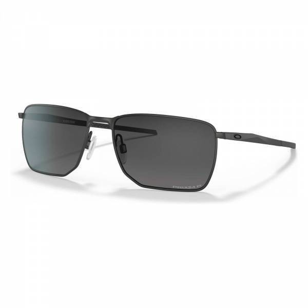 Oakley Ejector Satin Light Steel - Prizm Grey Gradient Napszemüveg OO4142-1158
