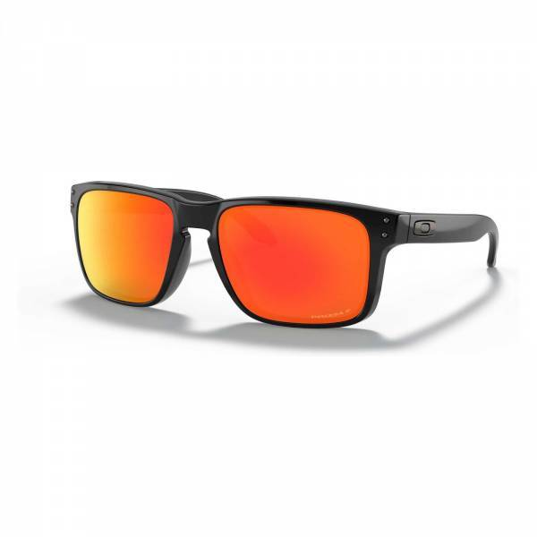 Oakley Holbrook Polished Black - Prizm Ruby Polarized Napszemüveg OO9102-F155