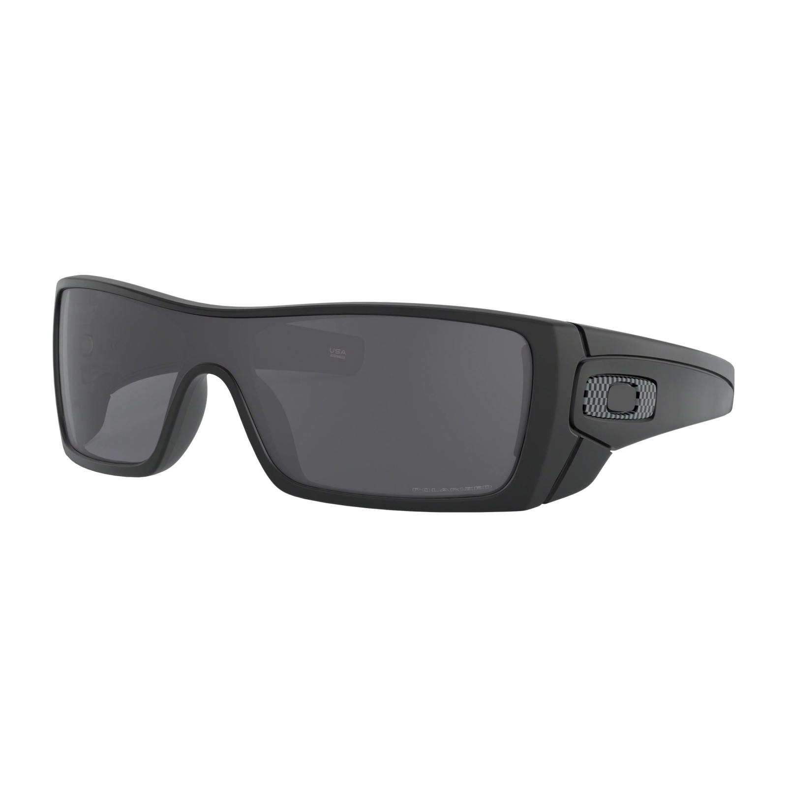 Oakley Batwolf Matte Black  - Grey Polarized Napszemüveg