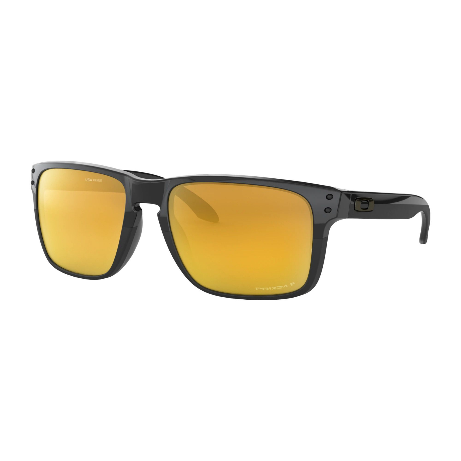 Oakley Holbrook XL Polished Black - Prizm 24K Polarized Napszemüveg