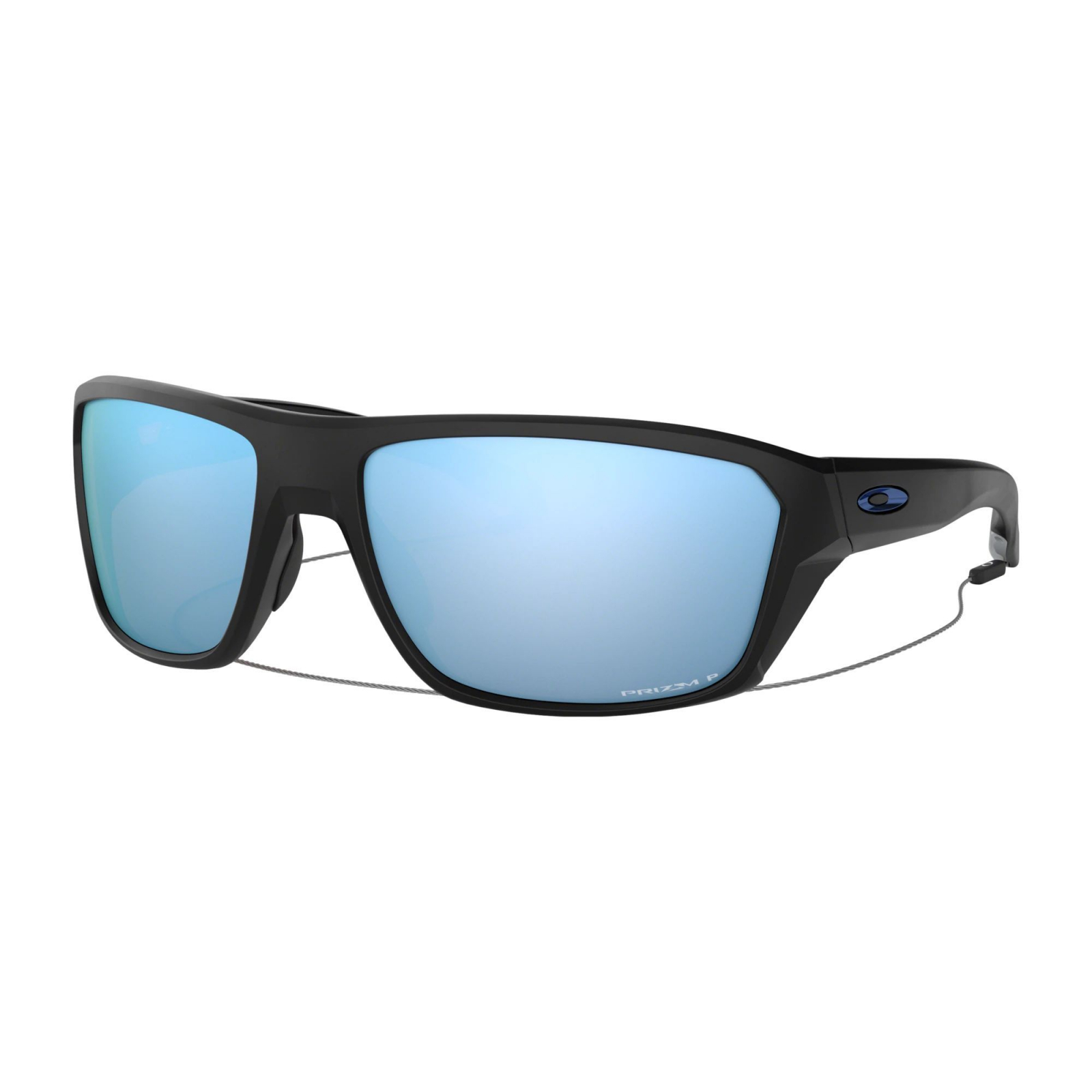 Oakley Split Shot Matte Black - Prizm Deep Water Polarized Napszemüveg