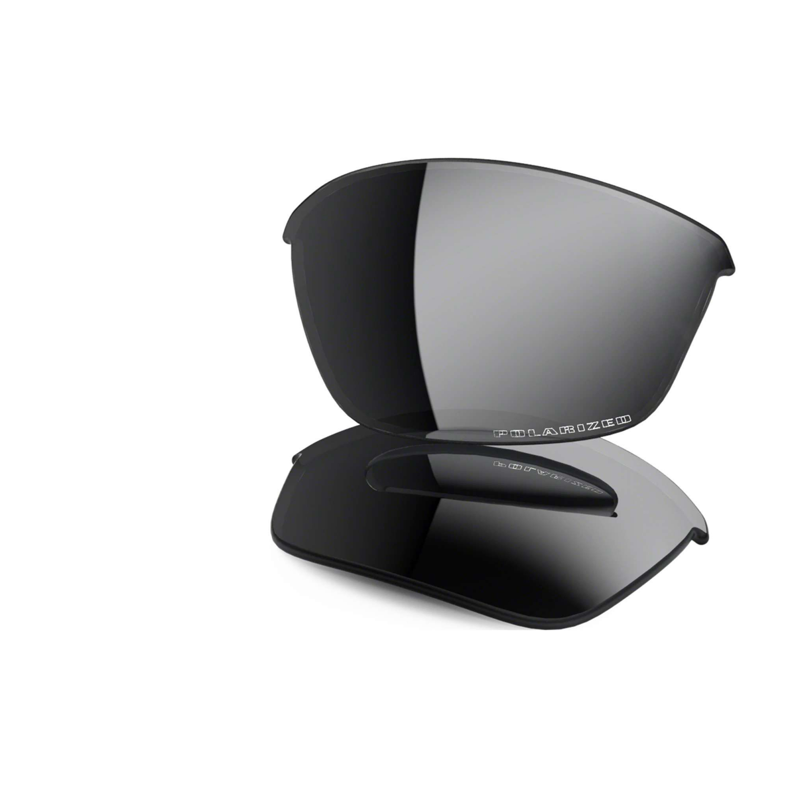Oakley Half Jacket 2.0 Lens - Black Iridium Polarized Lencse
