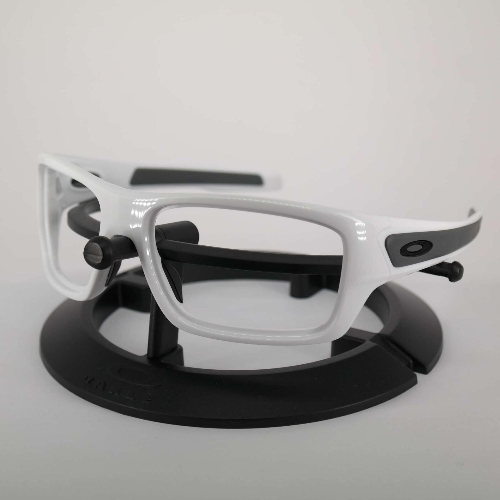 Oakley Turbine Frame - Polished White / Black Keret
