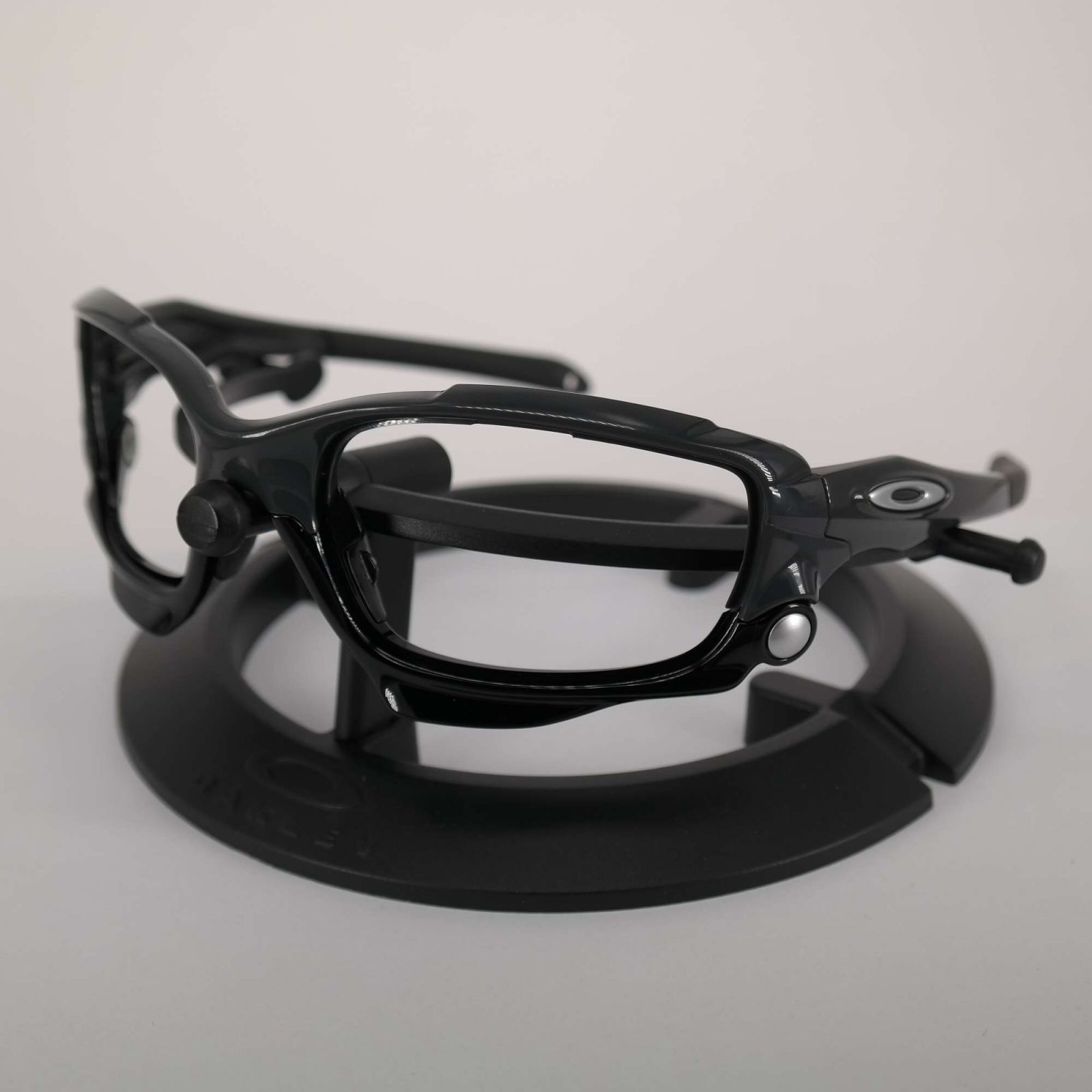 Oakley Racing Jacket / Jawbone Frame - Polished Carbon Keret