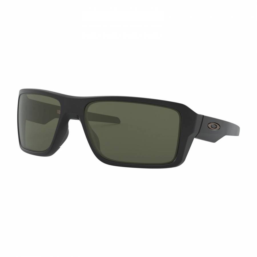 Oakley Double Edge Matte Black - Dark Grey Napszemüveg- OO9380-0166