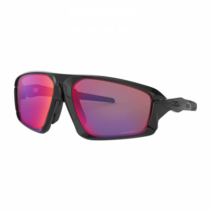 Oakley Field Jacket Polished Black - Prizm Road Napszemüveg- OO9402-01