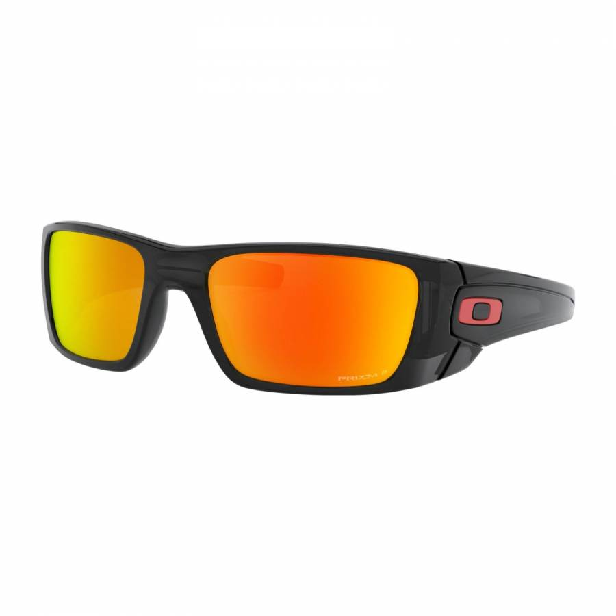 Oakley Fuel Cell Black Ink - Prizm Ruby Polarized Napszemüveg- OO9096-K060