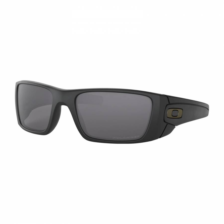 Oakley Fuel Cell Matte Black - Grey Polarized Napszemüveg- OO9096-05