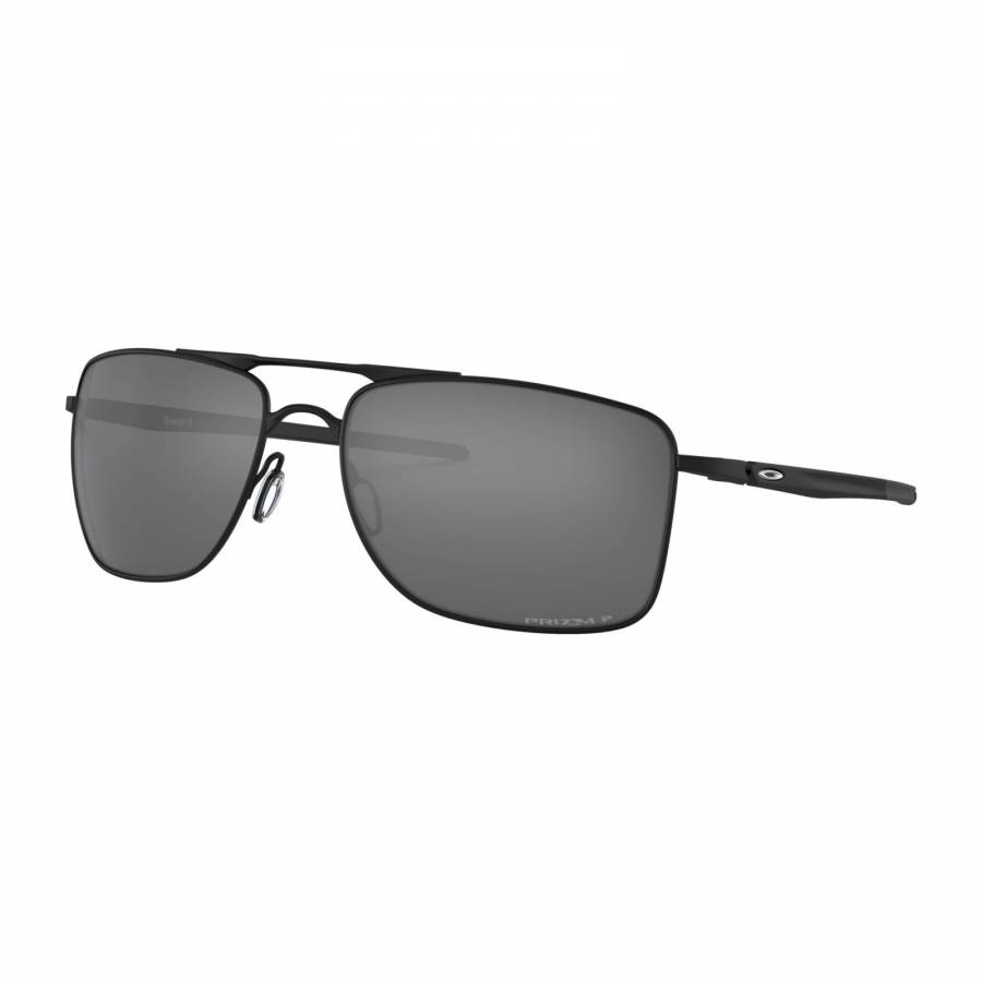Oakley Gauge 8 Medium Matte Black - Prizm Black Polarized Napszemüveg- OO4124-0257