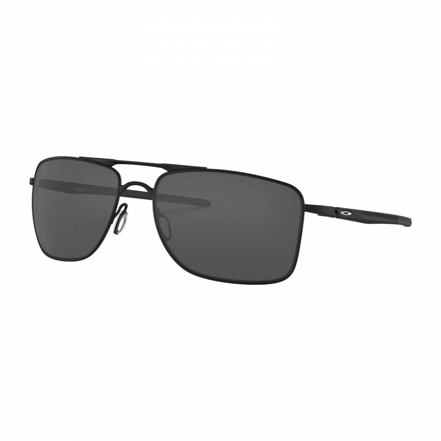 Oakley Gauge 8 Medium Polished Black - Prizm Black Napszemüveg- OO4124-1157