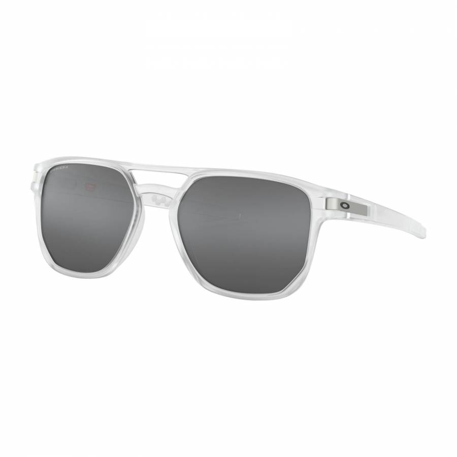 Oakley Latch Beta Matte Clear - Prizm Black Iridium Napszemüveg- OO9436-0254