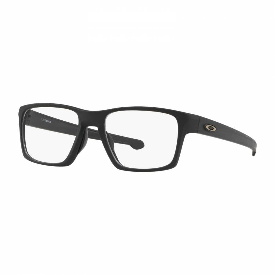 Oakley Litebeam Satin Black 55 Optikai keret- OX8140-0155