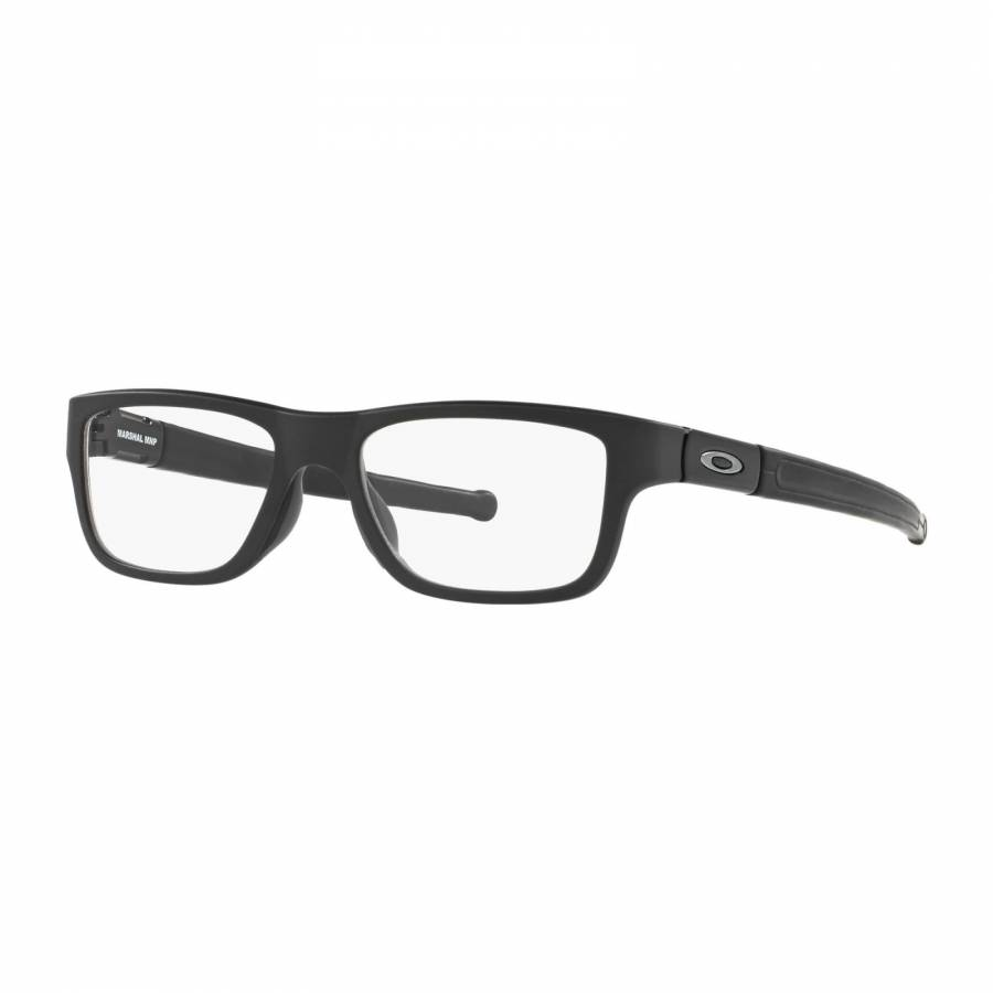 Oakley Marshal Trubridge Satin Black 55 Optikai keret- OX8091-0155