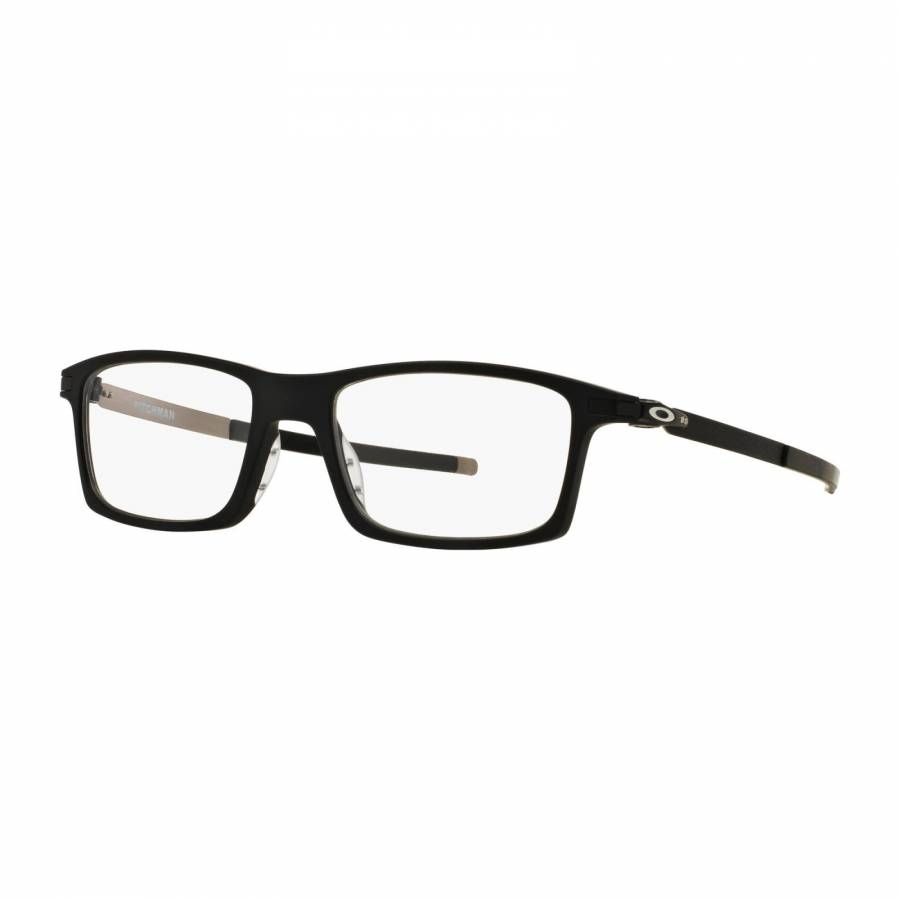 Oakley Pitchman Satin Black 55 Optikai keret- OX8050-0155