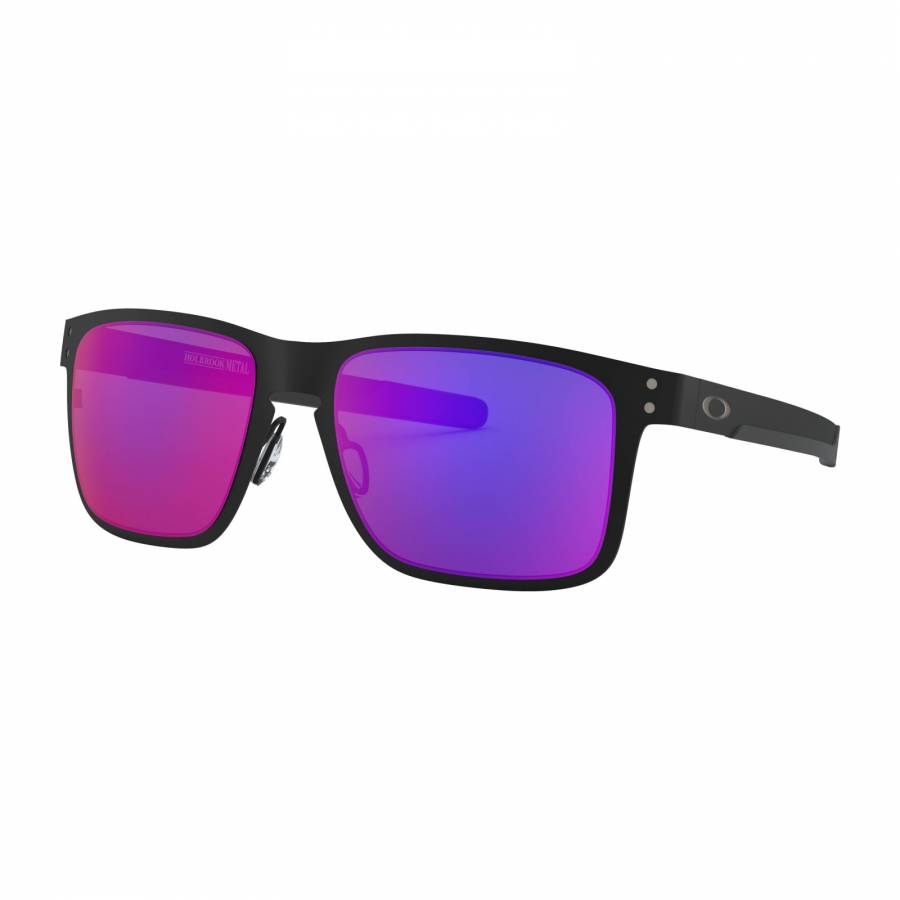 Oakley Holbrook Metal Matte Black - Positive Red Iridium Napszemüveg- OO4123-0255