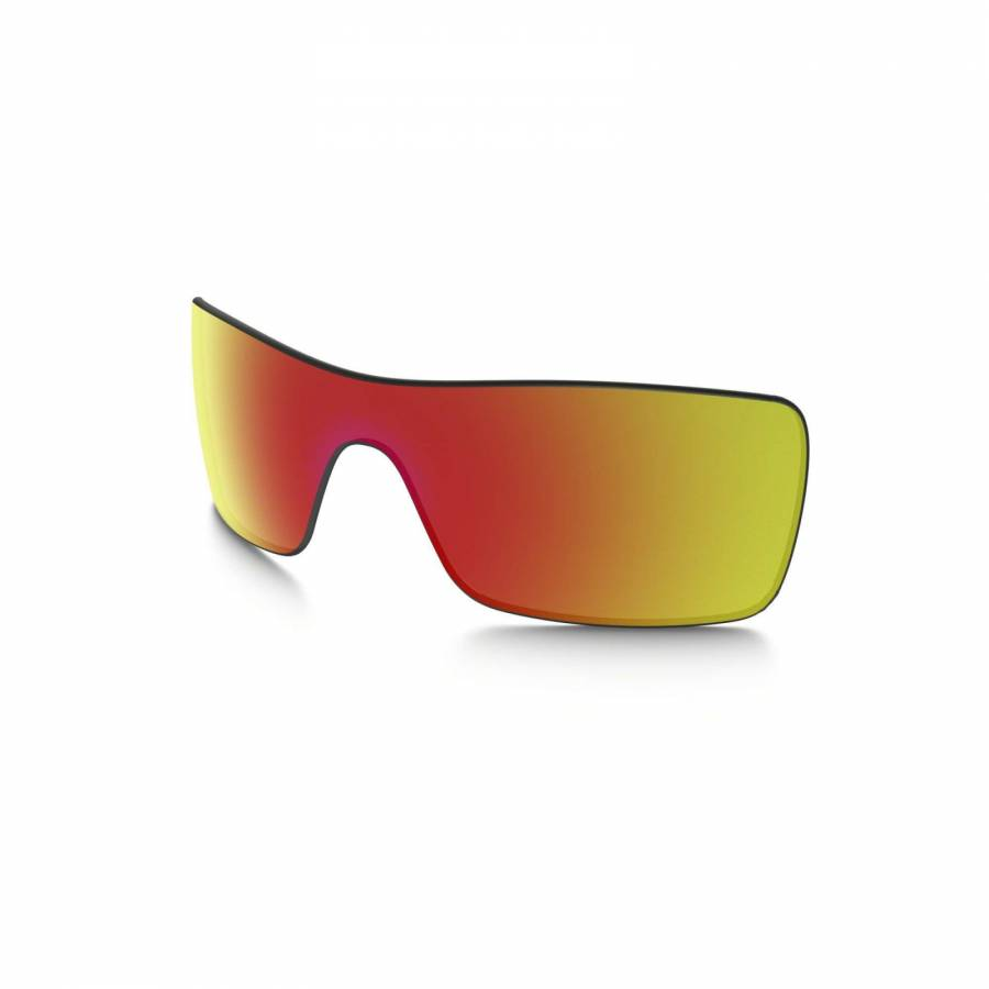 Oakley Batwolf Lens - Ruby Iridium Polarized Lencse-42-042