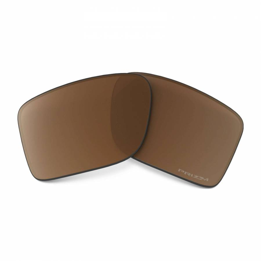 Oakley Double Edge Lens - Prizm Tungsten Polarized Lencse-102-833-006