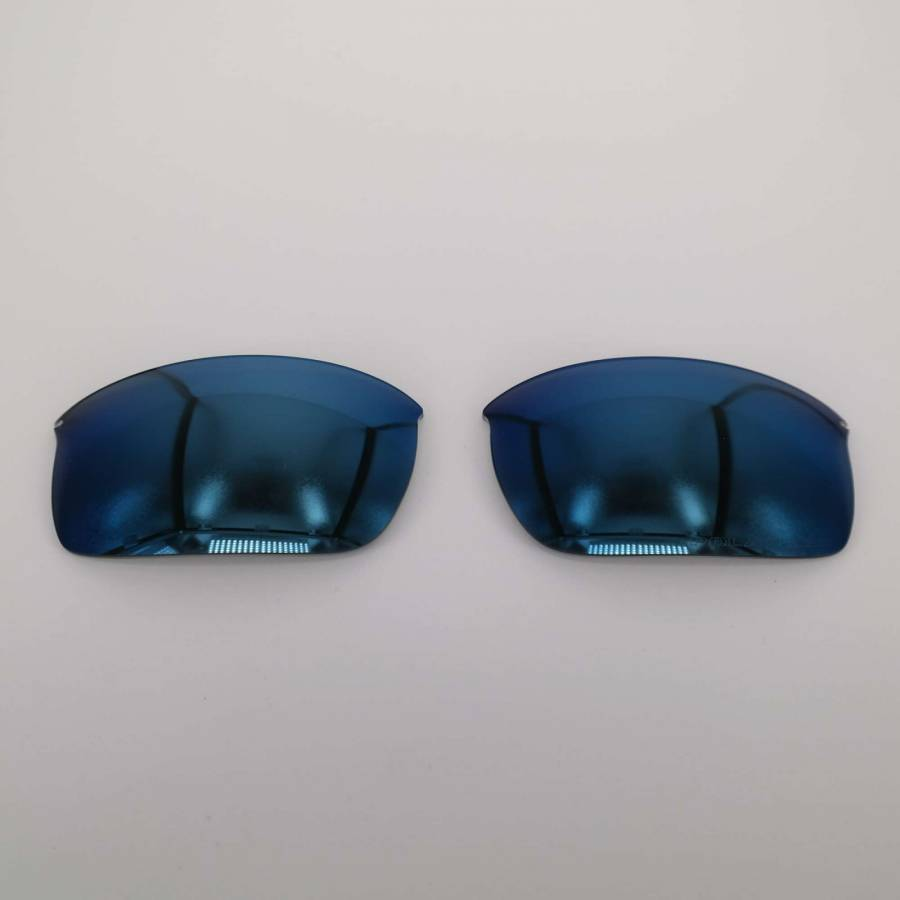 Oakley Wiretap Lens - Ice Iridium Polarized Lencse-AOO4071LS-02