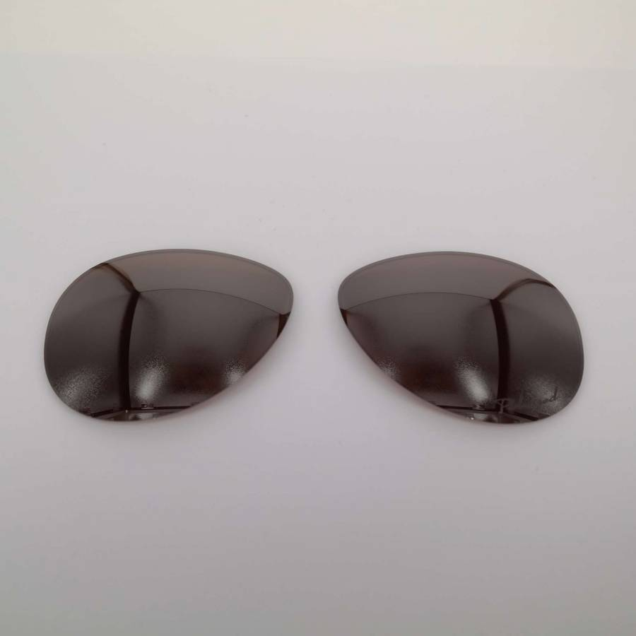 Caveat Lens - VR28 Black Iridium Polarized
