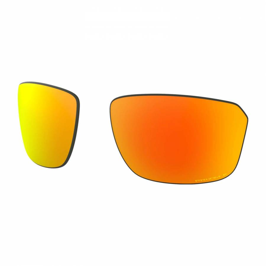 Oakley Split Shot Lens - Prizm Ruby Polarized Lencse-103-107-007